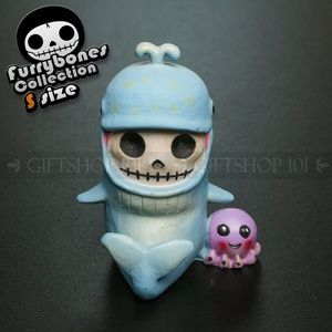Furrybones Moby  Figurine Home Decor
